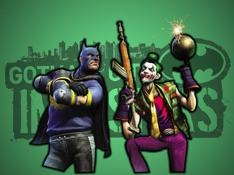Gotham City Impostors: Katana Massacre