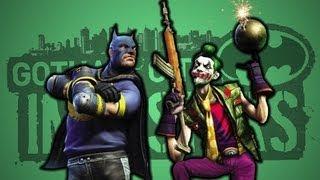 Gotham City Impostors: Katana Massacre