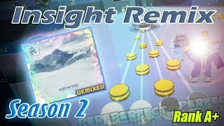 Roblox Robeats | Insight Remix (Hard) Rank A+ New Best