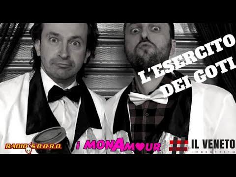 """L'ESERCITO DEI GOTI -Parodia """"L'esercito del selfie"""" /Il Veneto Imbruttito feat. Radiosboro"""