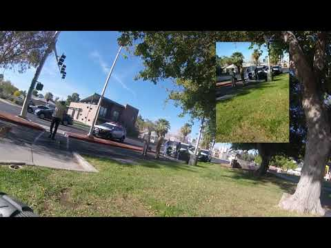 Arrests by Las Vegas Metro Police At Circle Park