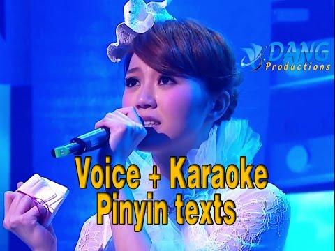 Love Is Not Easy 越難越愛 (TVB Line Walker) (Voice + Karaoke texts) - Jinny Ng 吴若希 (j Pro 2015)