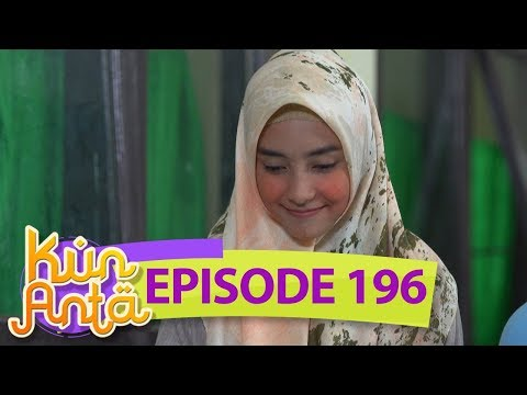 Cieee, Ust. Ridwan & Ustadzah Nurul Mukanya Merah - Kun Anta 196 (10/8)