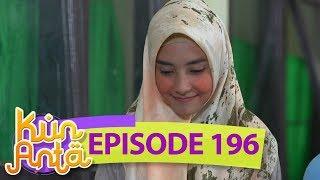 Cieee, Ust. Ridwan & Ustadzah Nurul Mukanya Merah - Kun Anta 196