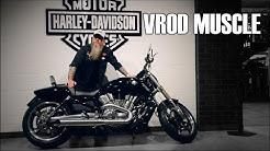 Harley-Davidson VROD MUSCLE zu verkaufen - Harley-Davidson Hamburg Nord