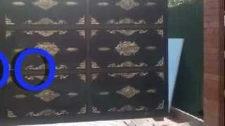ХУДОЖЕСТВЕННАЯ КОВКА ООО 'ШЕН'(Художественная ковка на заказ. Ворота, лестница, забор, решетки, металлические двери, ограждения, навес,..., 2012-08-12T22:58:33.000Z)