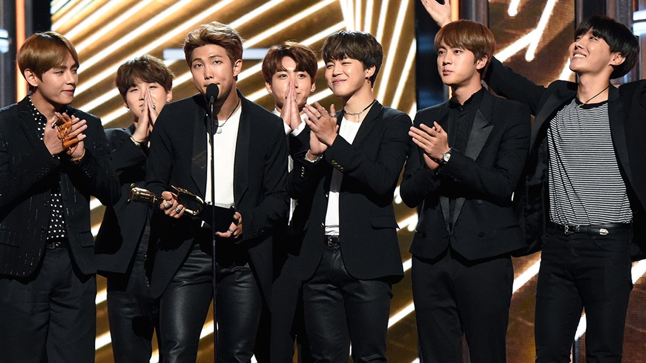 Image result for First K-pop artists to win a Billboard Music Award""