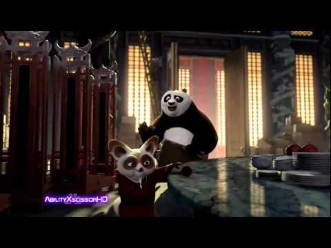 Kung Fu Panda El Festival De Invierno Español Latino 1/2 [3D-HD]