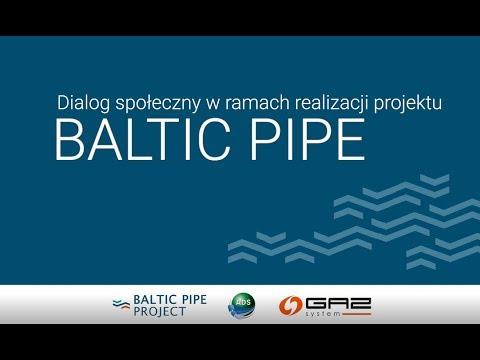 Dialog Społeczny W Ramach Realizacji Projektu Baltic Pipe