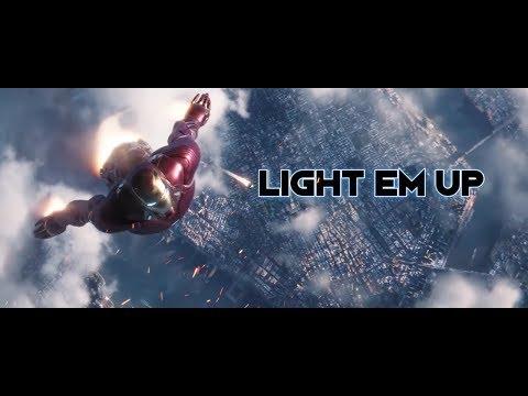 [MV] Avengers: Infinity War - Light Em Up
