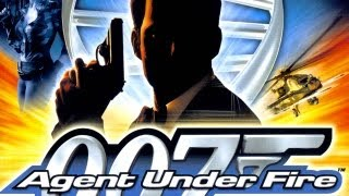 CGRundertow JAMES BOND 007: AGENT UNDER FIRE for PlayStation 2 Video Game Review