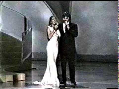 1999 Oscars - The Prayer - Celine Dion - Josh Grobon