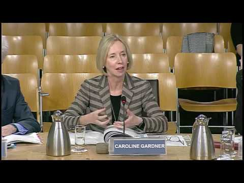 Public Audit and Post-legislative Scrutiny Committee - Scottish Parliament: 6th October 2016