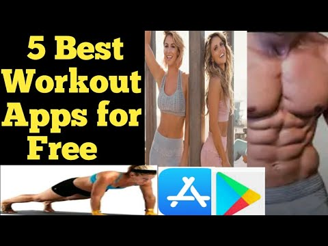 5 Best Workout Apps For Free Android &iOS 2020