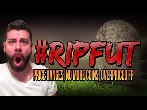 My RANT on Price Ranges - END OF COIN SALES? FAIR MARKET? NO MORE HACKINGS? - FIFA 15 Ultimate Team