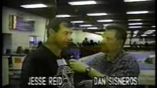 Interview with JESSE REID Trainer of Boxing Champions