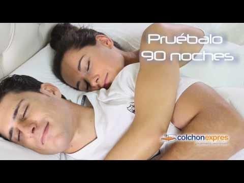 Ce ingravity dual confort el mejor colch n para parejas - Mejor colchon espalda ...