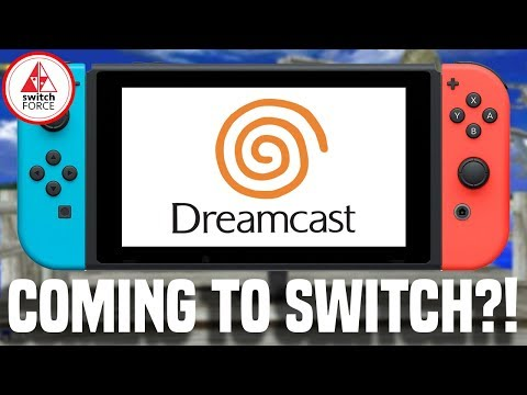 Dreamcast Games Coming To Switch!?