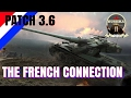 The French Connection Patch World of Tanks Blitz