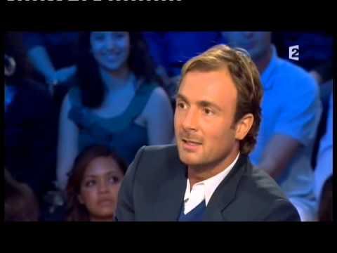 Christophe dugarry on n est pas couch 14 novembre 2009 - On n est pas couche elie semoun ...