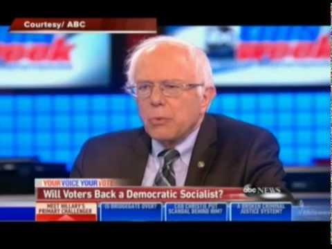 Bernie Sanders: The U.S. Should be like Scandinavia...