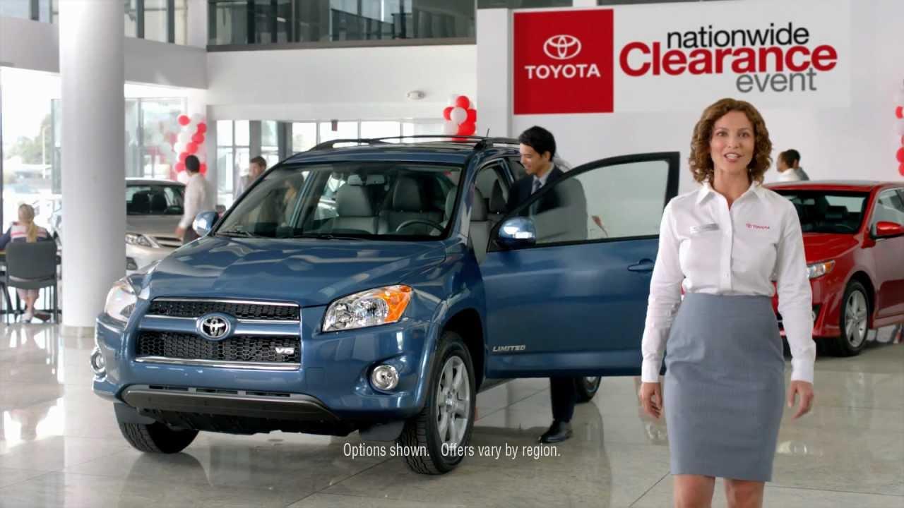 Jamie Bernadette S National Toyota Commercial Youtube