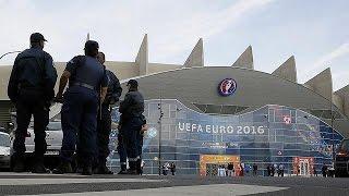 Euro : le match Turquie-Croatie sous haute surveillance