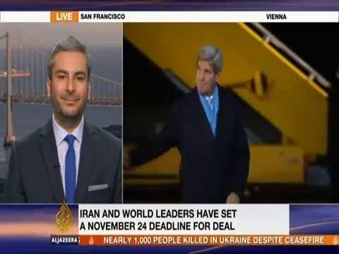 Arash Aramesh on Iran Nuclear Talks in Vienna (AlJazeera English)