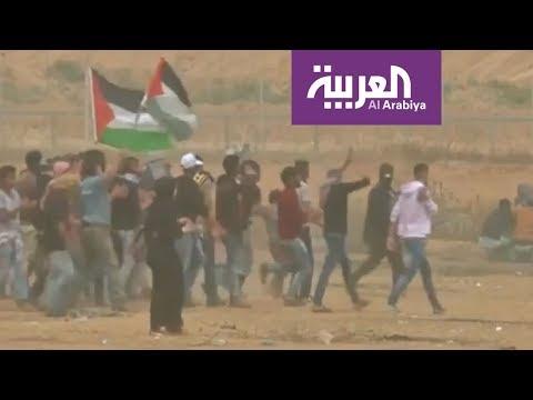 الجيش الإسرائيلي يقتل  4 فلسطينيين على حدود غزة  - نشر قبل 9 ساعة