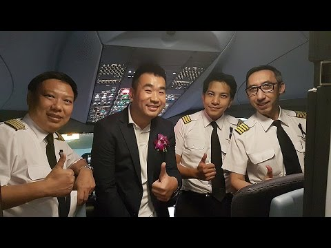 BRAND NEW Thai Airways A350-900 COMPLETE FLIGHT REVIEW Bangkok to Dubai