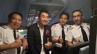 BRAND NEW Thai Airways A350-900 COMPLETE FLIGHT REVIEW Bangkok to Dubai