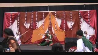 Odissi at Festival Of India, Atlanta, GA, August 15th, 2009