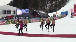 My Way Is My Decision - Tina Maze Cover by Aleksandra Vovk(World Ski Cup Vitranc Kranjska Gora 9.3.