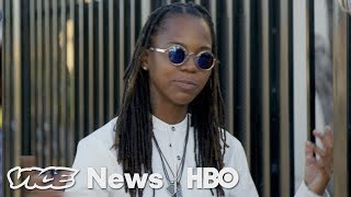 Gizzle Profile  VICE News Tonight on HBO (Full Segment)