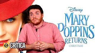 Crítica El Regreso De Mary Poppins Mary Poppins Returns