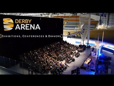 Derby Arena Exhibitions, Conferences and Dinners