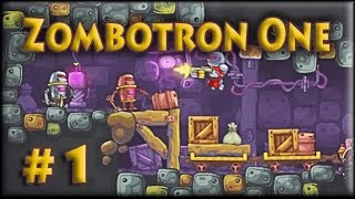 Zombotron One (1-2 lvl)