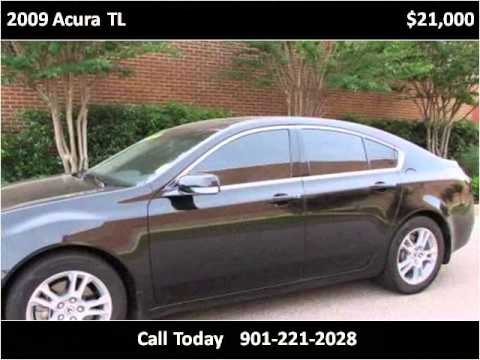 2009 acura tl used cars olive branch ms - youtube