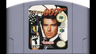 James Bond Goldeneye 007 N64 IN HD Agent PART 2