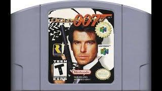 James Bond Goldeneye 007 N64 IN HD Agent PART 2