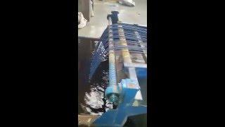 Yandan Besleme Granül Makinası   Hak Makine Gaziantep