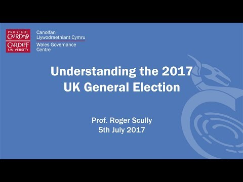 Understanding the 2017 UK General Election
