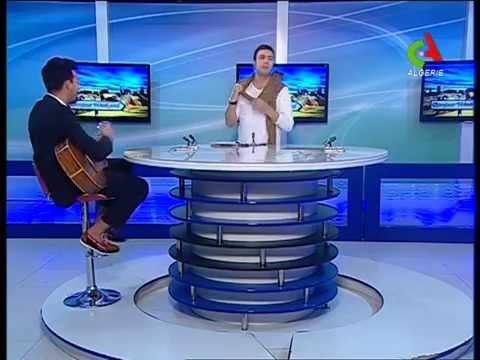 Rédha Bekhti dans bonjour d'Algérie avec Mahrez Rabia