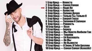 Егор Крид   Слушать песни онлайн