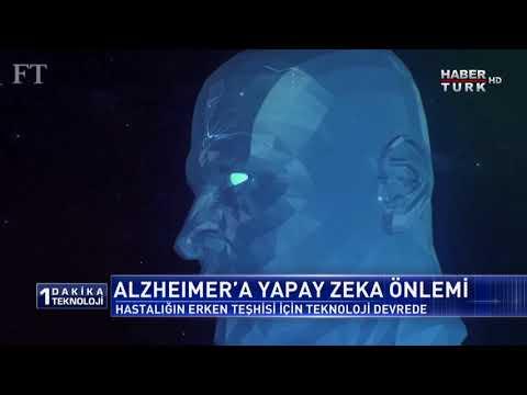 1 Dakika Teknoloji - Alzheimer'a Yapay Zeka Önlemi