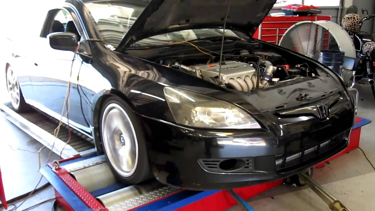 2003 Accord Coupe Greddy Turbo k24a4