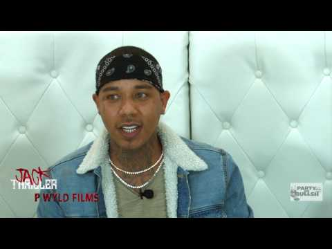 Hitmaka (Aka Yung Berg) - Interview - On Jack Thriller Presents Party and Bullshit Show