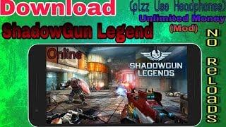 Download   ShadowGun Legend   Unlimited money