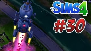 The Sims 4: SEX IN SPACE! & The Gallery! #30