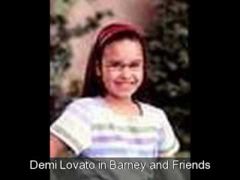 Demi Lovato And Selena Gomez In Barney And Friends Youtube
